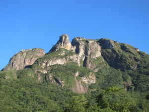 Pico Marumbi